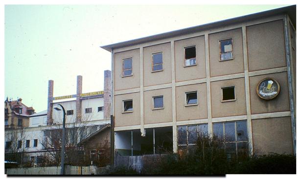 Hagenmeyer Abriss 1997