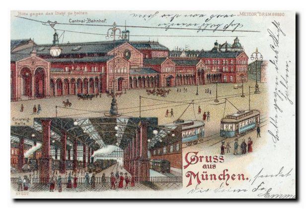 1903 Hauptbahnhof