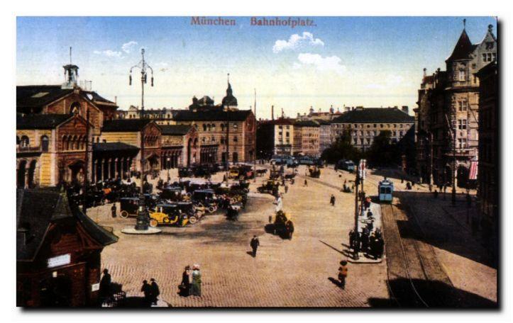 Bahnhofplatz münchen