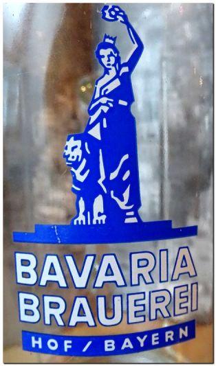 Das Logo der Bavaria Brauerei